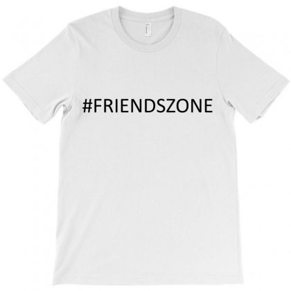 #friendszone T-shirt Designed By Mdk Art