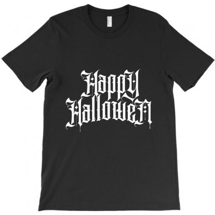 Happy Halloween 2019 Hoodie T-shirt Designed By Tiococacola