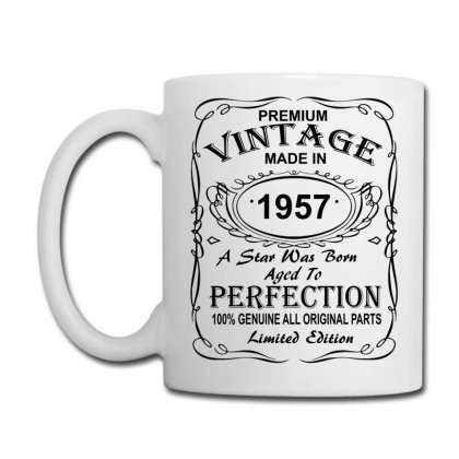 Birthday Gift Ideas For Men And Women Was Born 1957 Coffee Mug