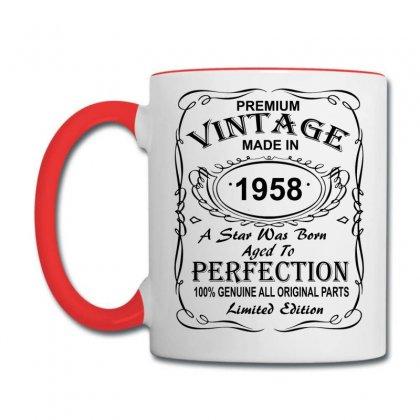 Birthday Gift Ideas For Men And Women Was Born 1958 Coffee Mug