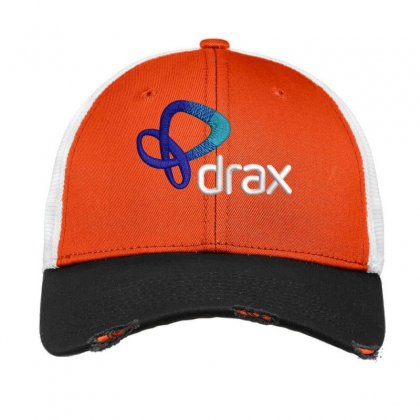 Drax Vintage Mesh Cap Designed By Madhatter