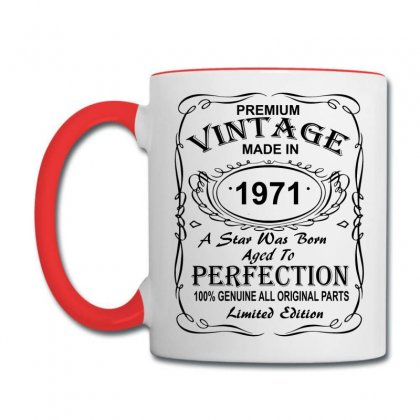 Birthday Gift Ideas For Men And Women Was Born 1971 Coffee Mug