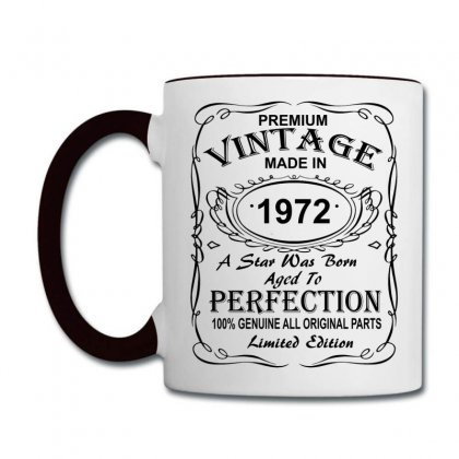 Birthday Gift Ideas For Men And Women Was Born 1972 Coffee Mug