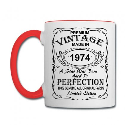 Birthday Gift Ideas For Men And Women Was Born 1974 Coffee Mug