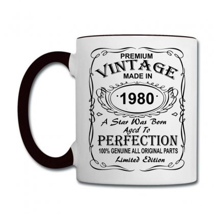 Birthday Gift Ideas For Men And Women Was Born 1980 Coffee Mug