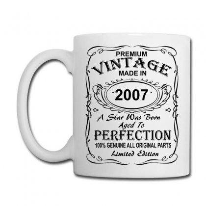 Birthday Gift Ideas For Men And Women Was Born 2007 Coffee Mug