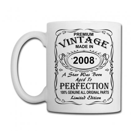 Birthday Gift Ideas For Men And Women Was Born 2008 Coffee Mug
