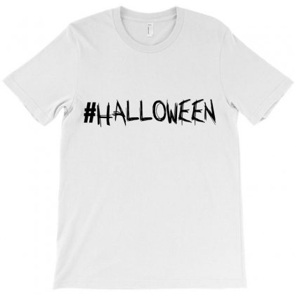 #halloween, T-shirt Designed By Mdk Art
