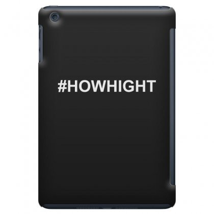 #howhught Ipad Mini Case Designed By Mdk Art