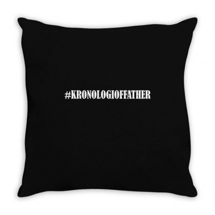 #kronologioffather Throw Pillow Designed By Mdk Art