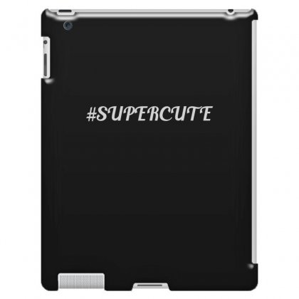 #supercute Ipad 3 And 4 Case Designed By Mdk Art