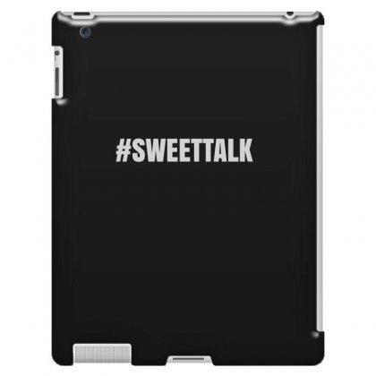 #sweettalk Ipad 3 And 4 Case Designed By Mdk Art