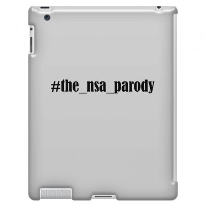 #the Nsa Parody Ipad 3 And 4 Case Designed By Mdk Art