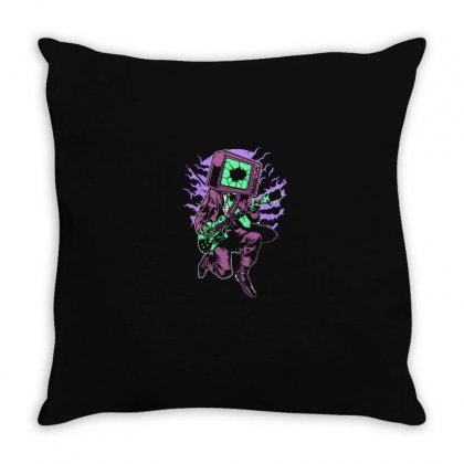 Tv Casualty Throw Pillow Designed By Al1