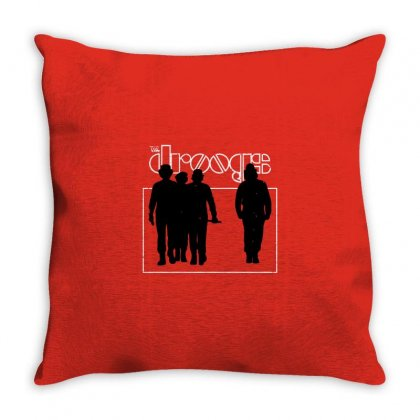 Ultra Violent Rock Throw Pillow Designed By Al1