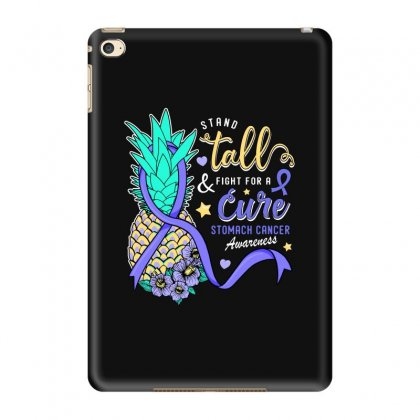 Stand Tall And Fight For A Cure Stomach Cancer Awareness Ipad Mini 4 Case Designed By Honeysuckle