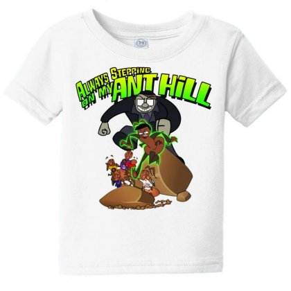 Ant Bully Baby Tee Designed By Pinkanzee