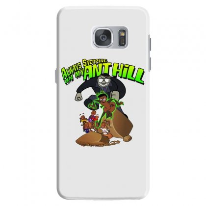 Ant Bully Samsung Galaxy S7 Case Designed By Pinkanzee