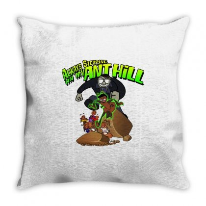 Ant Bully Throw Pillow Designed By Pinkanzee