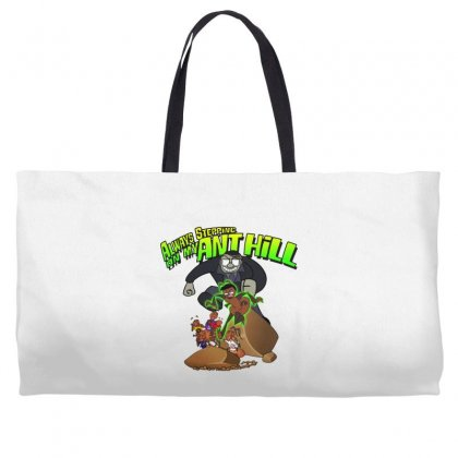 Ant Bully Weekender Totes Designed By Pinkanzee