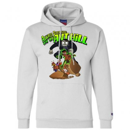 Ant Bully Champion Hoodie Designed By Pinkanzee