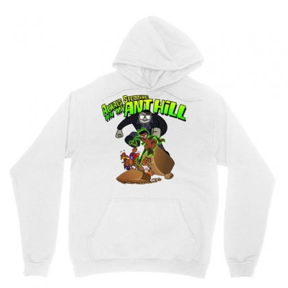 Ant Bully Unisex Hoodie Designed By Pinkanzee