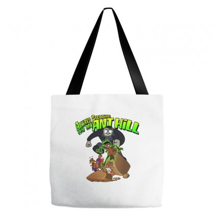 Ant Bully Tote Bags Designed By Pinkanzee