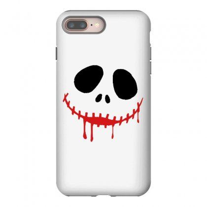 Bad Clown Iphone 8 Plus Case Designed By Pinkanzee