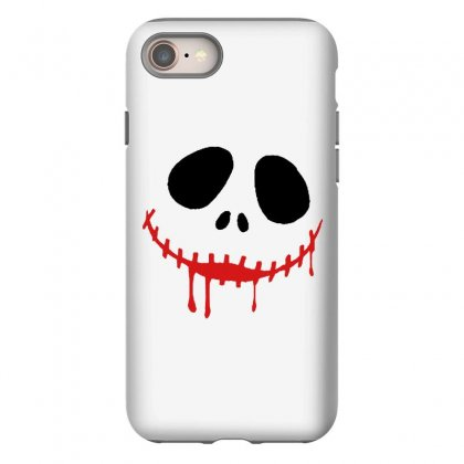 Bad Clown Iphone 8 Case Designed By Pinkanzee