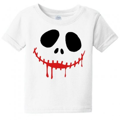 Bad Clown Baby Tee Designed By Pinkanzee
