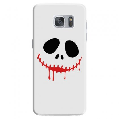 Bad Clown Samsung Galaxy S7 Case Designed By Pinkanzee