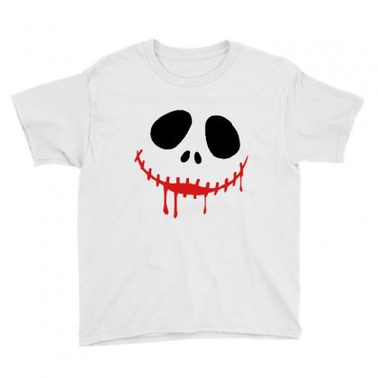 Bad Clown Youth Tee Designed By Pinkanzee