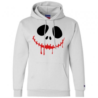 Bad Clown Champion Hoodie Designed By Pinkanzee