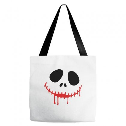 Bad Clown Tote Bags Designed By Pinkanzee