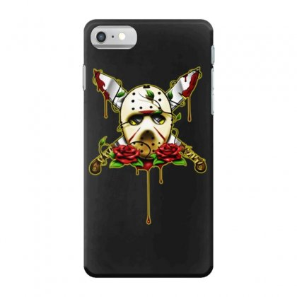 Halloween Horror Iphone 7 Case Designed By Pinkanzee