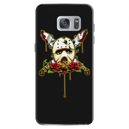 Halloween Horror Samsung Galaxy S7 Case Designed By Pinkanzee