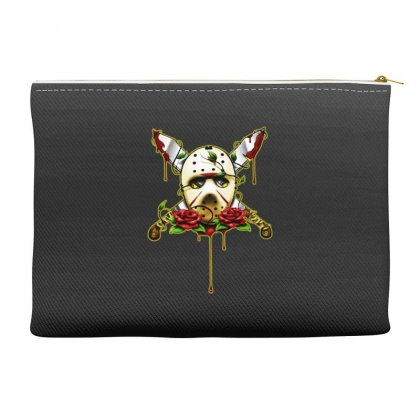 Halloween Horror Accessory Pouches Designed By Pinkanzee
