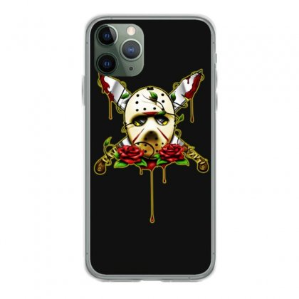 Halloween Horror Iphone 11 Pro Case Designed By Pinkanzee
