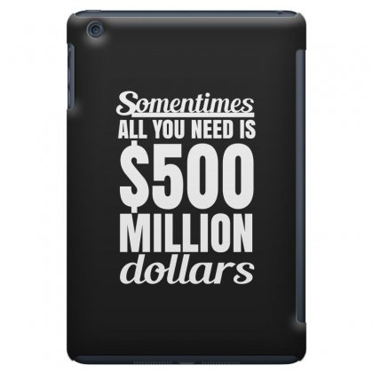 500 Dollars Ipad Mini Case Designed By Mdk Art