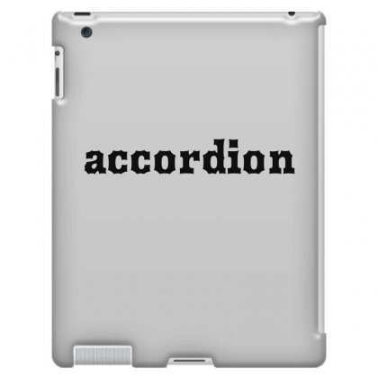 Accordion Ipad 3 And 4 Case Designed By Mdk Art