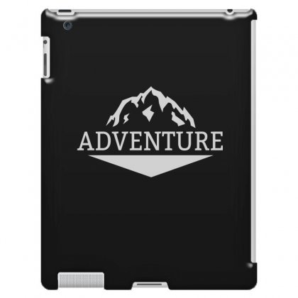 Adventure Ipad 3 And 4 Case Designed By Mdk Art