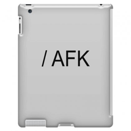 Afk Ipad 3 And 4 Case Designed By Mdk Art