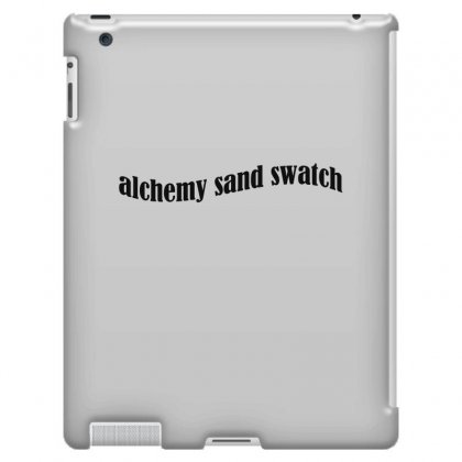 Alchemy Sand Swatch Ipad 3 And 4 Case Designed By Mdk Art