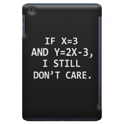 Algebra Ipad Mini Case Designed By Mdk Art