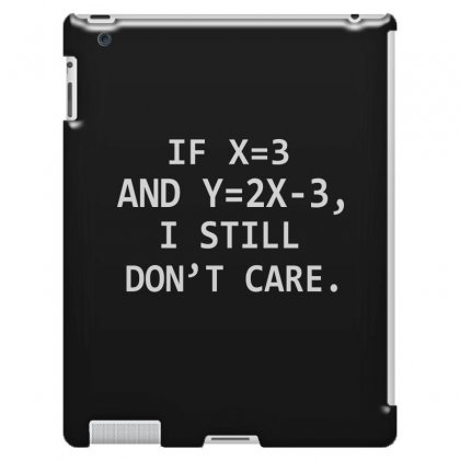 Algebra Ipad 3 And 4 Case Designed By Mdk Art