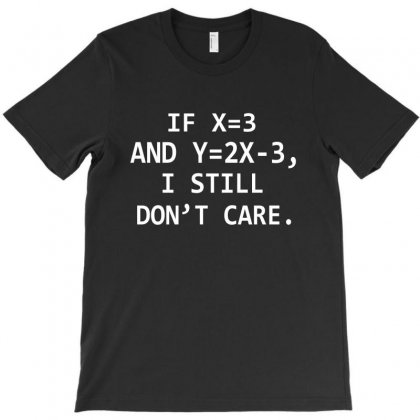 Algebra T-shirt Designed By Mdk Art