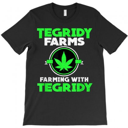 Tegrity Farms T-shirt Designed By Amber Petty