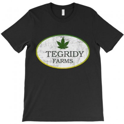 Tegrity Farms1 T-shirt Designed By Amber Petty