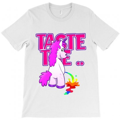 Taste The Rainbow T-shirt Designed By Tiococacola