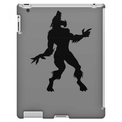 Werewolf Dancing Funny Ipad 3 And 4 Case Designed By Erryshop